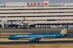 sukiさんが、羽田空港で撮影したベトナム航空 A321-231の航空フォト(写真)