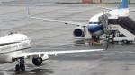 誘喜さんが、羽田空港で撮影したサウジアラビア財務省 737-7FGの航空フォト(写真)