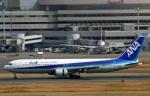 Wasawasa-isaoさんが、羽田空港で撮影した全日空 767-381の航空フォト(写真)