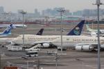 Rsaさんが、羽田空港で撮影したサウジアラビア王国政府 747SP-68の航空フォト(写真)