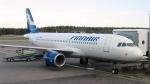 Echo-Kiloさんが、ヘルシンキ空港で撮影したフィンエアー A320-214の航空フォト(写真)