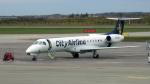 Echo-Kiloさんが、ヘルシンキ空港で撮影したシティ・エアライン ERJ-145LRの航空フォト(写真)