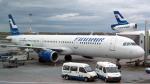 Echo-Kiloさんが、ヘルシンキ空港で撮影したフィンエアー A321-211の航空フォト(写真)