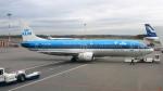 Echo-Kiloさんが、ヘルシンキ空港で撮影したKLMオランダ航空 737-406の航空フォト(写真)