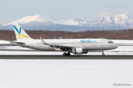 みなかもさんが、新千歳空港で撮影したバニラエア A320-214の航空フォト(写真)