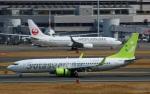 Wasawasa-isaoさんが、羽田空港で撮影したソラシド エア 737-86Nの航空フォト(写真)