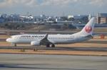 amagoさんが、伊丹空港で撮影した日本航空 737-846の航空フォト(写真)