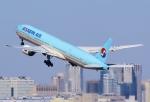 あしゅーさんが、羽田空港で撮影した大韓航空 777-3B5の航空フォト(写真)