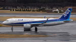 sakuraさんが、成田国際空港で撮影した全日空 A320-271Nの航空フォト(写真)