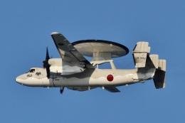 camelliaさんが、那覇空港で撮影した航空自衛隊 E-2C Hawkeyeの航空フォト(写真)