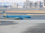 よんすけさんが、羽田空港で撮影したベトナム航空 A321-231の航空フォト(写真)