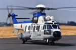 はるかのパパさんが、木更津飛行場で撮影した陸上自衛隊 EC225LP Super Puma Mk2+の航空フォト(写真)