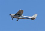 青春の1ページさんが、名古屋飛行場で撮影したスカイシャフト 172N Skyhawk IIの航空フォト(写真)