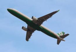 Koenig117さんが、成田国際空港で撮影したエバー航空 A321-211の航空フォト(写真)