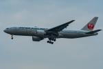 Simeonさんが、羽田空港で撮影した日本航空 777-246/ERの航空フォト(写真)
