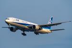 Simeonさんが、羽田空港で撮影した全日空 777-381の航空フォト(写真)