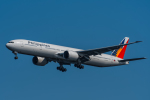 Simeonさんが、羽田空港で撮影したフィリピン航空 777-3F6/ERの航空フォト(写真)