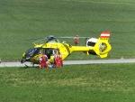 パピヨンさんが、ウィーン国際空港で撮影したクリストフォロス・エアレスキュー EC135T2の航空フォト(写真)