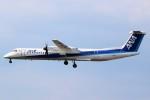ばっきーさんが、福岡空港で撮影したANAウイングス DHC-8-402Q Dash 8の航空フォト(写真)