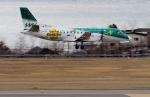 comdigimaniaさんが、函館空港で撮影した北海道エアシステム 340B/Plusの航空フォト(写真)