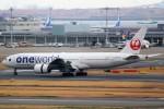 ばっきーさんが、羽田空港で撮影した日本航空 777-246の航空フォト(写真)
