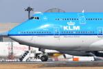 Timothyさんが、成田国際空港で撮影したKLMオランダ航空 747-406Mの航空フォト(写真)