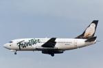 菊池 正人さんが、ロサンゼルス国際空港で撮影したフロンティア航空 737-2L9/Advの航空フォト(写真)