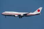 Simeonさんが、羽田空港で撮影した航空自衛隊 747-47Cの航空フォト(写真)