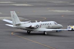 Gambardierさんが、岡南飛行場で撮影したアメリカ海兵隊 UC-35D Citation Encore (560)の航空フォト(写真)