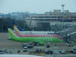 エアキヨさんが、福岡空港で撮影したフジドリームエアラインズ ERJ-170-200 (ERJ-175STD)の航空フォト(写真)
