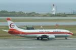 camelliaさんが、那覇空港で撮影した日本トランスオーシャン航空 737-446の航空フォト(写真)