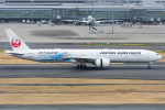 Tomo-Papaさんが、羽田空港で撮影した日本航空 777-346/ERの航空フォト(写真)