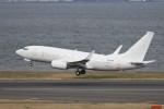 頼嗣さんが、羽田空港で撮影したホンコン・ジェット 737-73W BBJの航空フォト(写真)