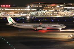 A350XWB-HNDさんが、羽田空港で撮影したエアXチャーター A340-312の航空フォト(写真)