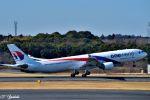 吉田高士さんが、成田国際空港で撮影したマレーシア航空 A330-323Xの航空フォト(写真)