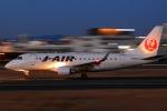 shining star ✈さんが、伊丹空港で撮影したジェイ・エア ERJ-170-100 (ERJ-170STD)の航空フォト(写真)