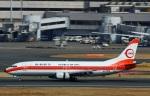 Wasawasa-isaoさんが、羽田空港で撮影した日本トランスオーシャン航空 737-446の航空フォト(写真)
