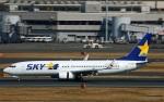 Wasawasa-isaoさんが、羽田空港で撮影したスカイマーク 737-86Nの航空フォト(写真)
