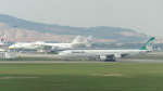 誘喜さんが、クアラルンプール国際空港で撮影したマーハーン航空 A340-642の航空フォト(写真)