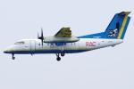 Flankerさんが、那覇空港で撮影した琉球エアーコミューター DHC-8-103 Dash 8の航空フォト(写真)