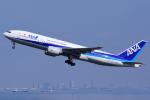 Flankerさんが、羽田空港で撮影した全日空 777-281/ERの航空フォト(写真)