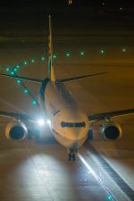 岡崎美合さんが、那覇空港で撮影した全日空 737-881の航空フォト(写真)