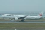 camelliaさんが、那覇空港で撮影した日本航空 777-346の航空フォト(写真)