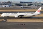 KAW-YGさんが、羽田空港で撮影した日本航空 777-346の航空フォト(写真)