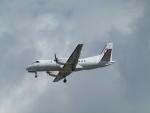 うすさんが、伊丹空港で撮影した日本エアコミューター 340Bの航空フォト(写真)