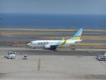 JA758さんが、羽田空港で撮影したAIR DO 737-781の航空フォト(写真)