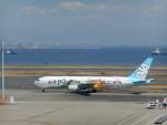 JA758さんが、羽田空港で撮影したAIR DO 767-381の航空フォト(写真)