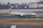 GirlsGenerationさんが、羽田空港で撮影した日本航空 777-346の航空フォト(写真)