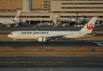 だいまる。さんが、羽田空港で撮影した日本航空 767-346の航空フォト(写真)