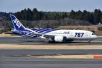 sky77さんが、成田国際空港で撮影した全日空 787-881の航空フォト(写真)